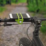 Handleband mobilholder til sykkel