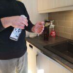 Hva bør du rengjøre og desinfisere hjemme?
